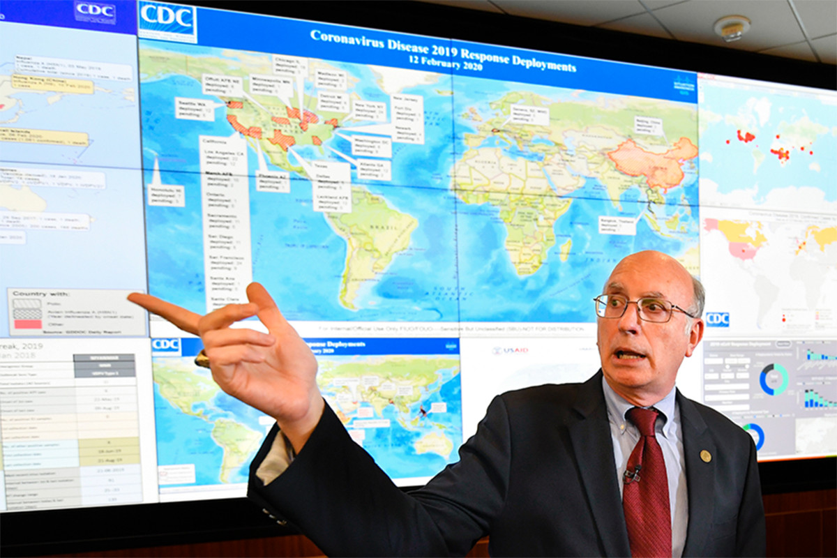 CDC warns of second coronavirus wave as states lift lockdowns