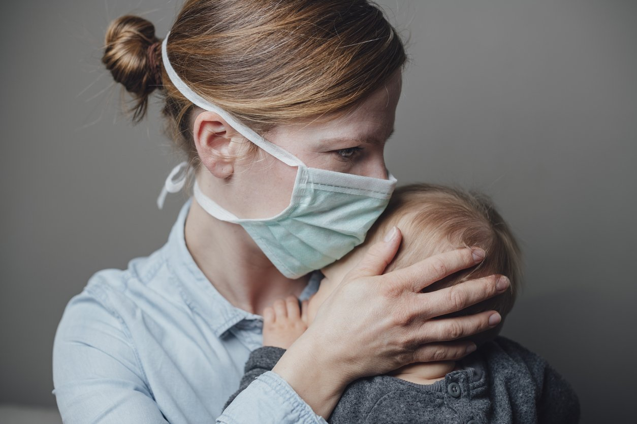 Covid-19 pandemic- Depression and anxiety rise among new moms