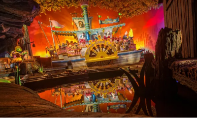 Disney's Splash Mountain to get new theme amid calls to ditch racist history