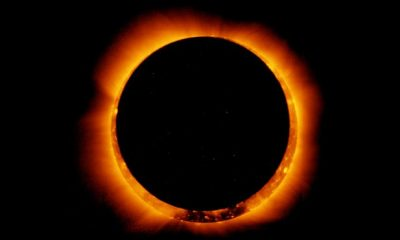 The 'ring of fire' solar eclipse of 2020 occurs Sunday