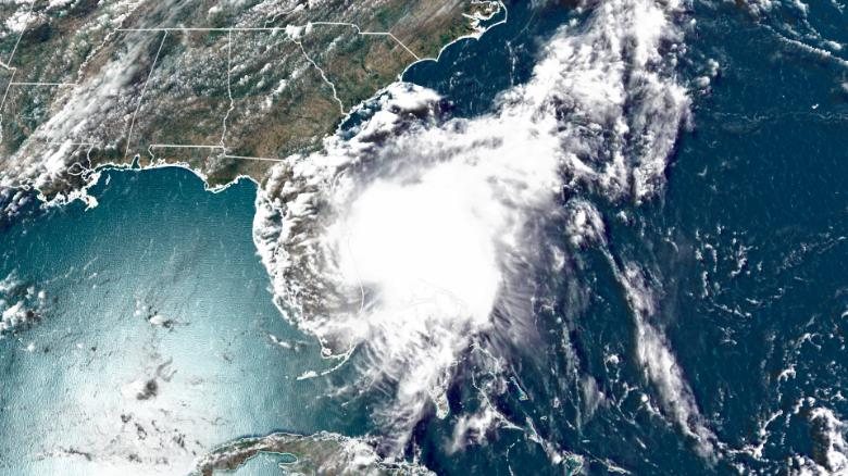 Tropical Storm Isaias upgraded to category 1 hurricane as it nears Carolinas