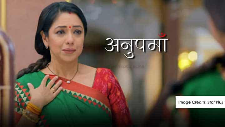 Anupama 19th August 2020 Written Episode Update: Vanraj takes Anupama's stand!