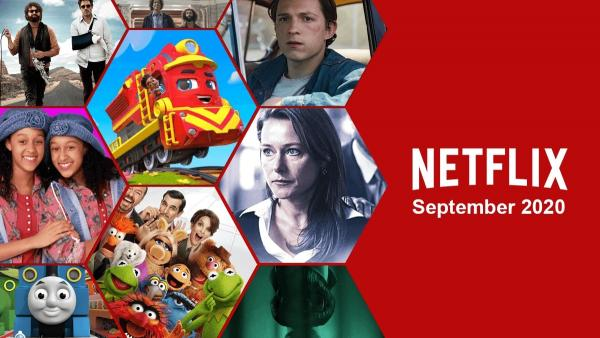 What's Coming to Netflix in September 2020? New Movies/Films, Documentaries and TV Series (Shows)