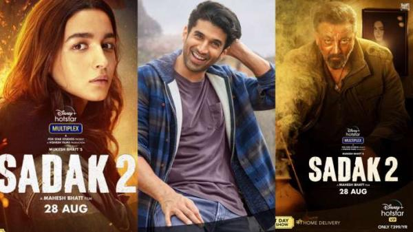 Sadak 2 Trailer Becomes 2nd Most Disliked Indian Video On Youtube Boycotting Alia And Mahesh Bhatt S Film X News Weekly