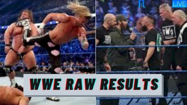 WWE Raw Results (August 17, 2020): Match Card, Highlights, Preview and How To Watch Live Stream