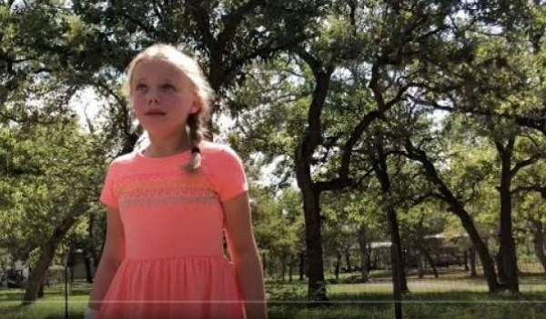 Stand With Sophie: GoFundMe campaign for 9-year-old Texas girl goes viral